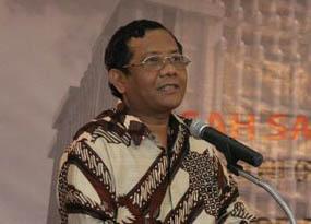 Mahfud MD Membangun Konstitusi Negara Yang Kokoh
