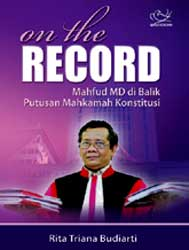 Mahfud MD on the record