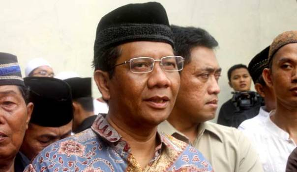 Mahfud MD Capres dari PKB