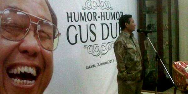 Mahfud MD cerita Gus Dur