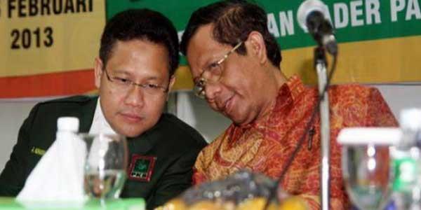 Mahfud MD & Muhaimin Iskandar