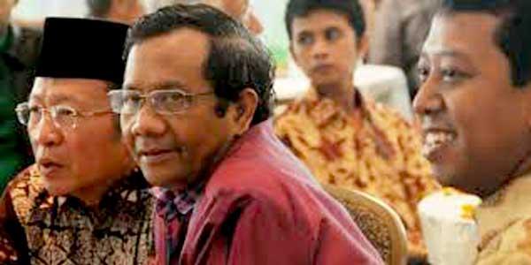 Mahfud MD kembalikan Pilkada ke DPRD