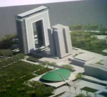 gedung baru dpr batal dibangun