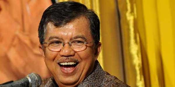Jusuf Kalla ketawa dipinang Rhoma Irama
