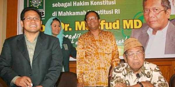 Mahfud MD kenang Gus Dur