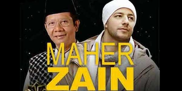 Mahfud MD - Maher Zain