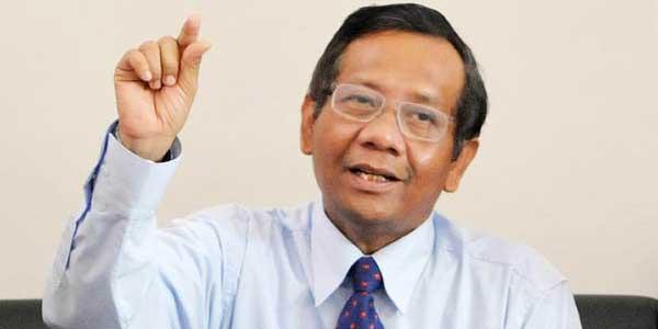 Mahfud MD akan digandengan JK oleh PKB
