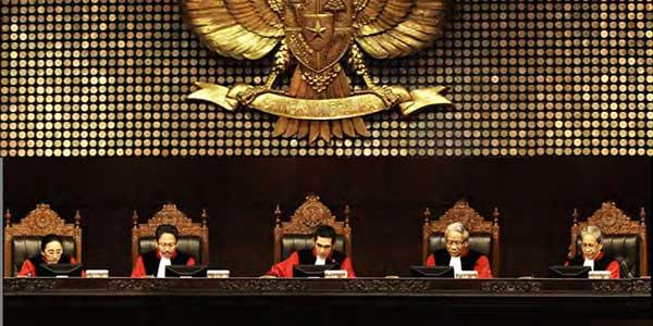 Selamatkan Mahkamah Konstitusi