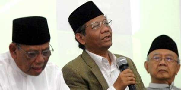 Mahfud MD satukan parpol Islam