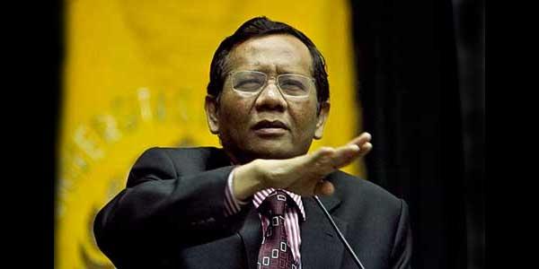 Mahfud MD - Ada 3 Gerakan Ideologis Rongrong NKRI