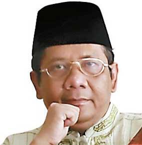 Kolom Moh Mahfud MD - Diskusi tentang Kafir