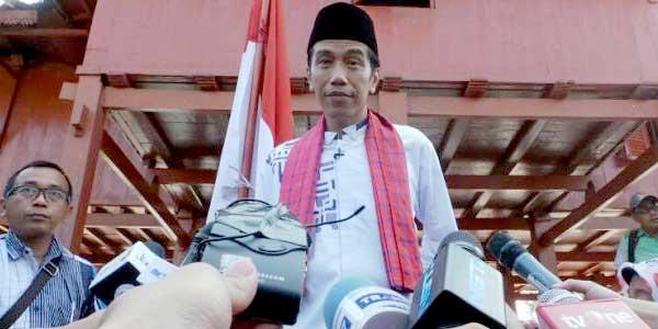 Jokowi siap jadi capres PDIP