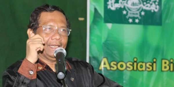 Mahfud MD - hukum mati koruptor
