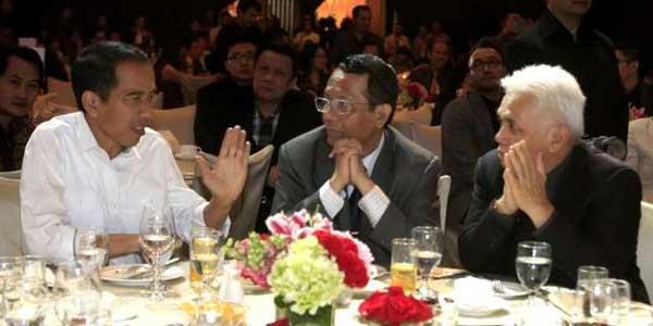 Mahfud MD siap dampingi Jokowi